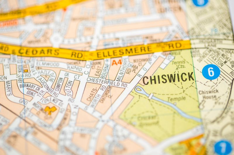 House cleaning prices in Gunnersbury