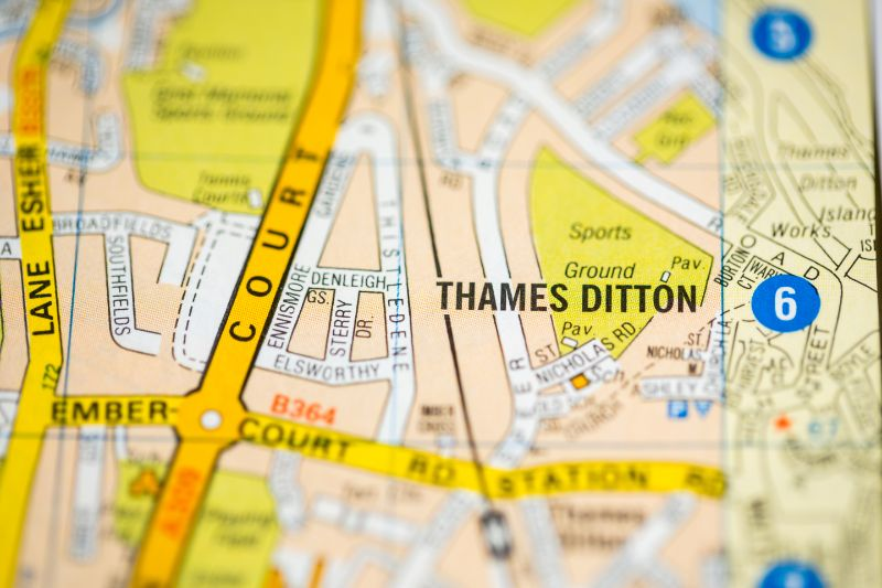 House cleaning prices in Long Ditton